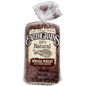 Earthgrain Whole Wheat Bread -Sandwich Bread -24 oz