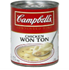 Campbell's Condensed Chicken Won Ton Soup, 10.5 OZ
