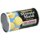 Minute Maid Pink Lemonade -12 oz