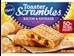 Pillsbury Toaster Scrambles Sausage, 7.2oz