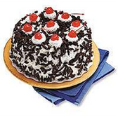 Black Forrest Cream Cake -1/4 Sheet or Large Round Cake.