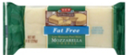 Store Brand Fat Free Mozzarella Block Cheese -8oz
