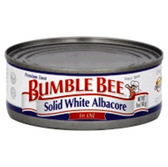Bumble Bee Solid White Albacore Tuna in Oil -5 oz