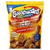 Gerber Cinnamon Graham Animal Crackers