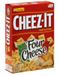 Sunshine Cheez‑It Italian Four Cheese Baked Snack Crackers