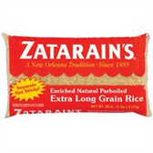 Zataran's Extra Long Grain Rice - 2 lb