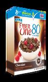 General Mills Fiber One 80 Calories - Chocolate -11.75oz