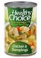 Healthy Choice Chicken & Dumplings Soup, 15 OZ 1