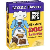 Blue Dog Bakery More Flavors  Dog Treats-20oz