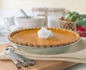 """10"""" Gourmet Pumpkin Pie"""