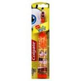 Colgate Spongebob Squarepants Battery Operated Toothbrush - Each