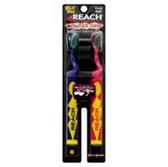 Reach Wonder Grip Child Soft Toothbrush Value Pack - 2 Count