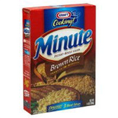 Minute Brown Instant Rice - 14 oz