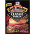 McCormick Grill Mates Steakhouse Burgers Classic Seasoning Mix