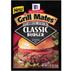McCormick Grill Mates Steakhouse Burgers Classic Seasoning Mix