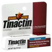 Tinactin Antifungal Athletes Foot Cream - .5 Oz