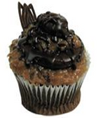Sensational Cupcake - Chocolate Fudge -2ct