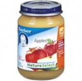 Gerber Baby 3rd Food - Apples
