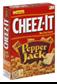 Sunshine Cheez‑It Pepper Jack Baked Snack Crackers, 12.4 O