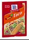 McCormick Hot Taco Seasoning Mix, 1.25 OZ