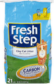 Fresh Step Cat Litter -21LB