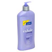 Suave Exhale Calming Vanilla Lavender Body Lotion - 18 Fl. Oz.