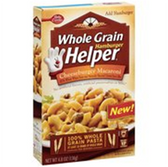 Betty Crocker Hamburger Cheeseburger Whole Grain-5.5 oz