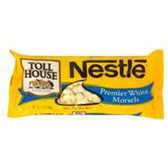 Nestle White Chocolate Baking Morsels - 12 oz