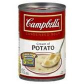 Campbell's Cream Of Potato Condensed Soup -10.75 oz