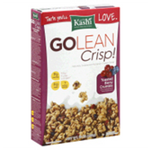 Kashi GOLEAN Cereal Crisp Toasted Berry Crumble - 14 oz