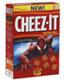 Sunshine Cheez‑it Spider Man Baked Snack Crackers, 12.4 OZ