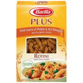 Barilla Plus Rotini Multigrain Pasta - 14.5 oz