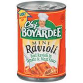 Chef Boyardee Beef Ravioli In Tomato and Meat Sauce, 7.5 OZ