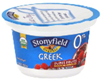 Stonyfield Organic Greek Super Fruits Yogurt, 5.3 OZ 1