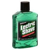 Williams Lectric Shave Regular Liquid Shaving Preparation - 7 Oz