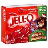Jell-O Strawberry - 3 oz
