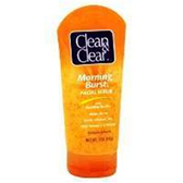 Clean and Clear Morning Burst Scrub With Bursting Beads - 5 Oz