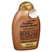 Organix Brazillian Keratin Therapy Defrizzant Shampoo - 13 Fl. O