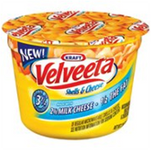 Kraft Velveeta w/ 2% Milk Shells and Cheese -12 oz
