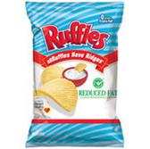 Ruffles Reduced Fat Potato Chips -9 oz