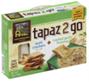 Mediterranean Snacks Tapaz 2 Go Lentil Crackers With Roasted Gar