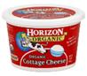 Horizon Organic Organic Small Curd Cottage Cheese, 16 OZ