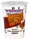 Wallaby Organic Low Fat Maple Yogurt, 6 OZ