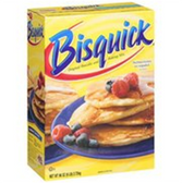 Bisquick Pancake Mix -60 oz