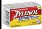 Tylenol Arthritis Pain Acetaminophen 650 Mg Extened Release Capl