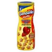 Gerber Graduates Strawberry Apple Puffs