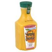 Simply Orange  Some Pulp Orange Juice -59oz
