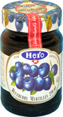 Hero Preserves - Blueberry -12oz