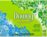 Downy Infusions Sheets - Sage Jasmine -105ct