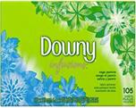 Downy Infusions Sheets - Sage Jasmine -105ct